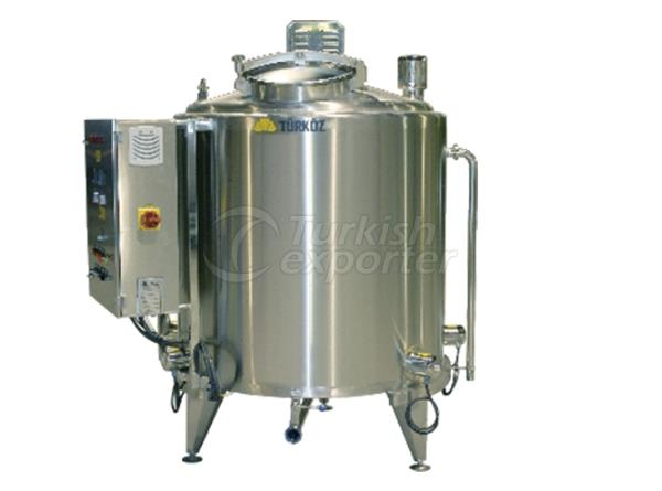Electric Pasteurization