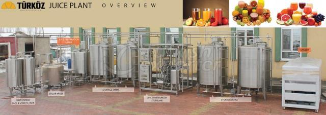 Juice Plant - Units