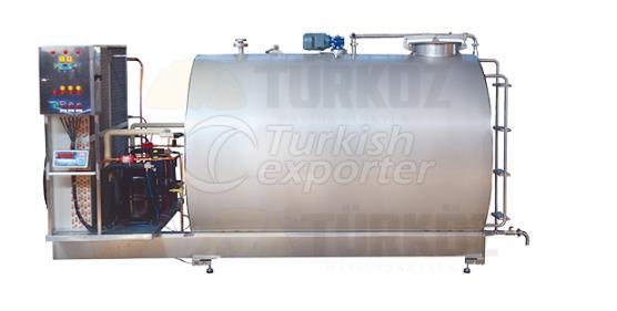 Milk Cooling Tank 2000-3000Lt