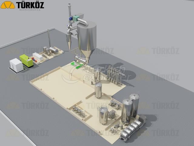 Powder Milk Processing