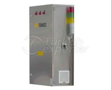 Milk Cooling Units Electric Panel