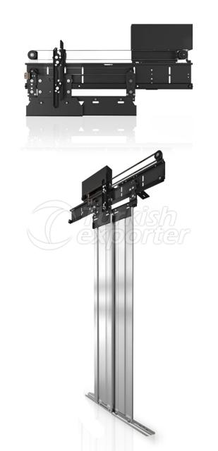 2 Panel Telescopic L-Fit
