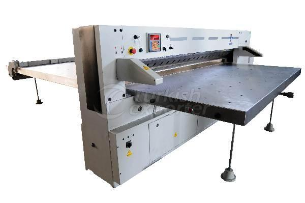 KAYM 215 PD FULL AUTOMATIC CUTING MACHINE/ GUILLOTINE