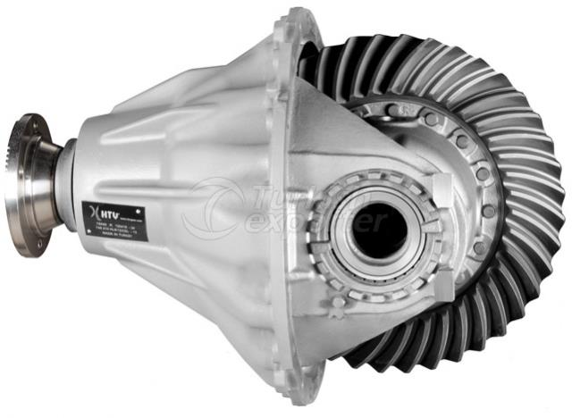 MB AXOR/ACTROS HL6 COM.DIFFERENTIAL