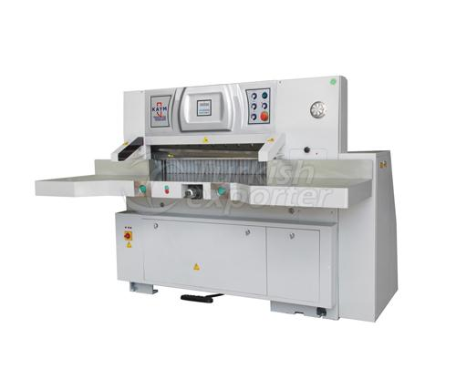 KAYM 92 EA FULL AUTOMATIC PAPER CUTTING MACHINE/ GUILLOTINE