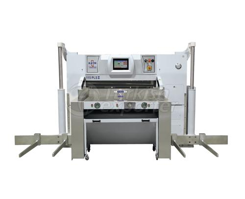 KAYM 115 PLS 2 FULL AUTOMATIC PAPER CUTTING MACHINE/ GUILLOTINE