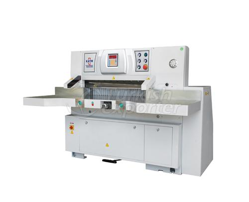 KAYM 92 PD FULL AUTOMATIC PAPER CUTTING MACHINE/ GUILLOTINE