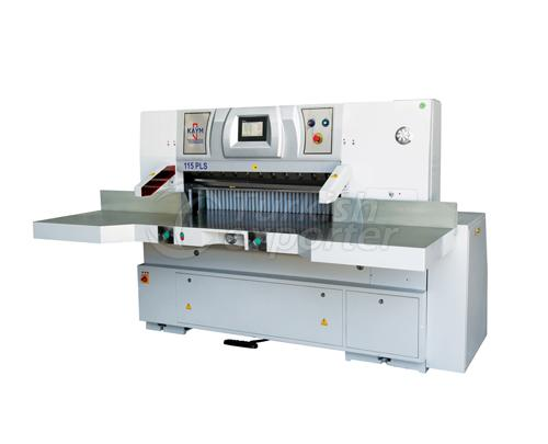 KAYM 115 PLS FULL AUTOMATIC PAPER CUTTING MACHINE/ GUILLOTINE