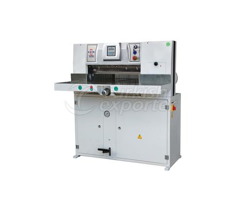 KAYM 60 E PAPER CUTTING MACHINE