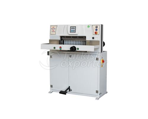KAYM 48 E PAPER CUTTING MACHINE