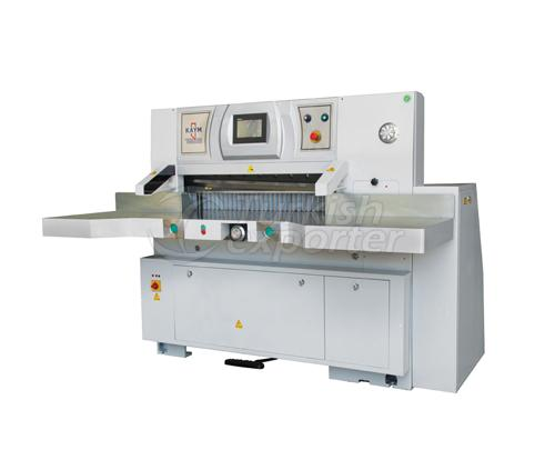 KAYM 92 PLS FULL AUTOMATIC PAPER CUTTING MACHINE/ GUILLOTINE