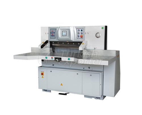 KAYM 78 E FULL AUTOMATIC PAPER CUTTING MACHINE/ GUILLOTINE
