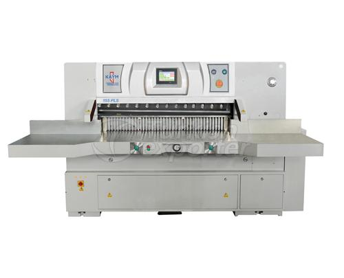 KAYM 155 PLS PAPER CUTTING MACHINE