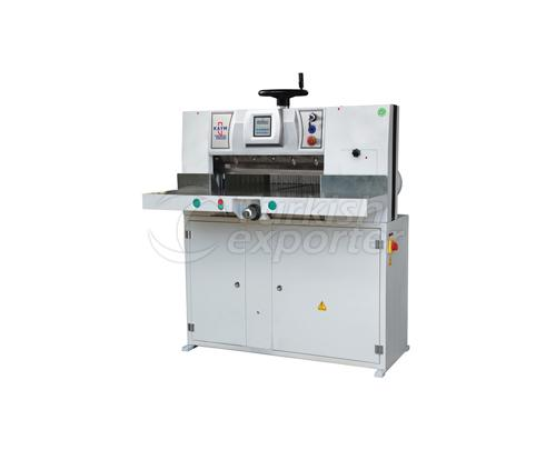 KAYM 60 M SEMI AUTOMATIC PAPER CUTTING MACHINE/ GUILLOTINE