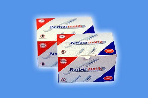Berbermatic 100 pcs Eco Pack