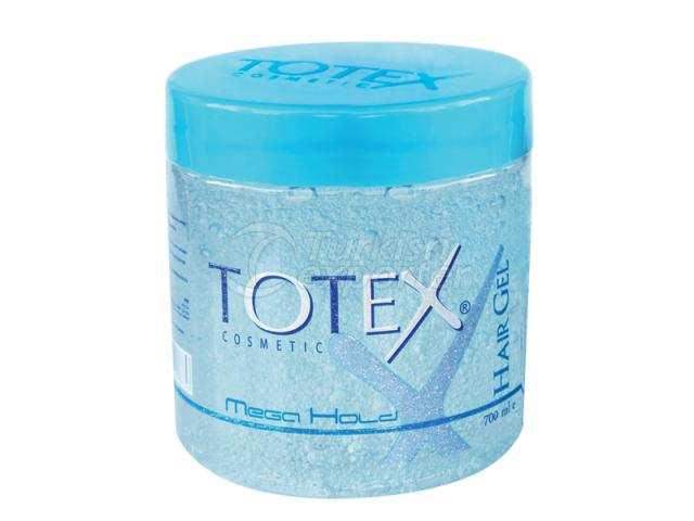 Hair Gel Mega Hold TOTEX
