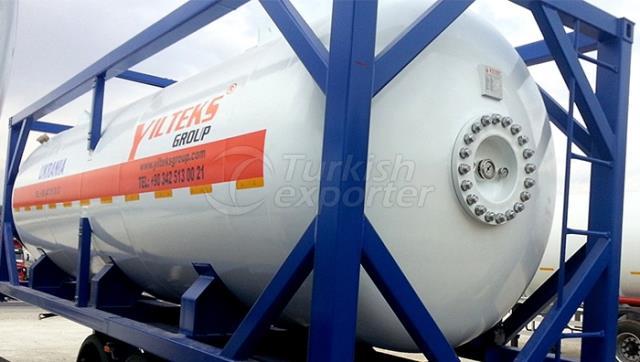 LPG ISO Tank