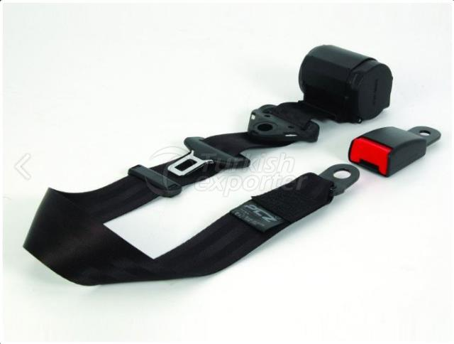SAFETY BELT FOR BUSES AND COACHES