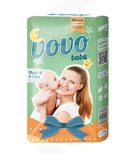 Vovo Baby Maxi 9-18KG