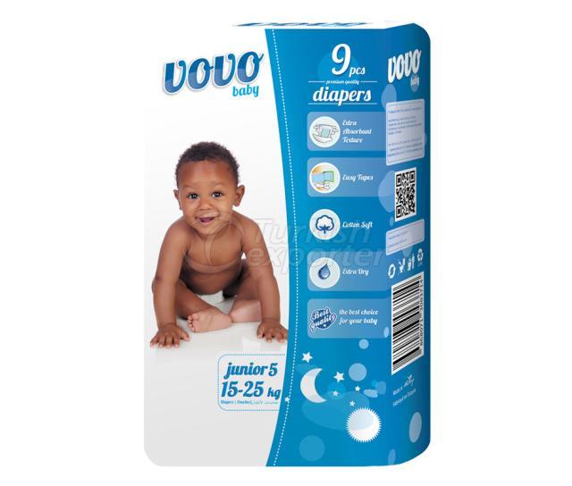 Vovo Baby Junior 15-25KG
