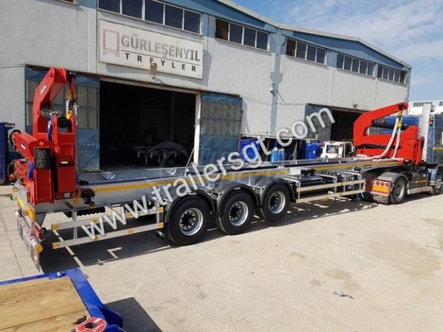 side loader trailers