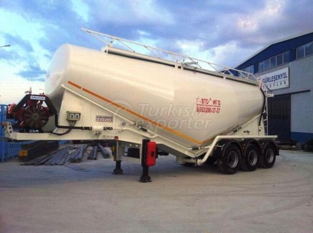 Cement Bulk Trailers V Type