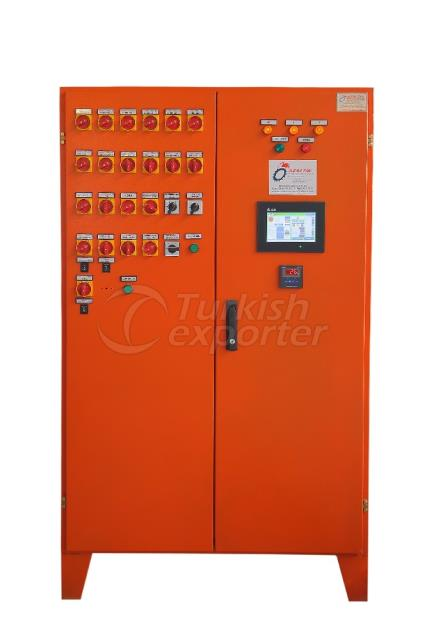 Poultry House Electric Control Panel
