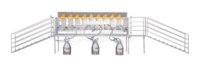 Goat Milking Platform