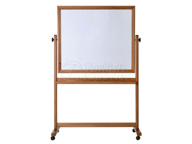 Wooden Mobile Writing Board