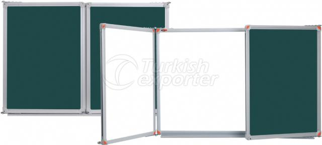 Laminated Whiteboard With Cover
