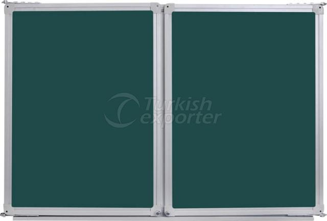 Enamel Whiteboard with Cover