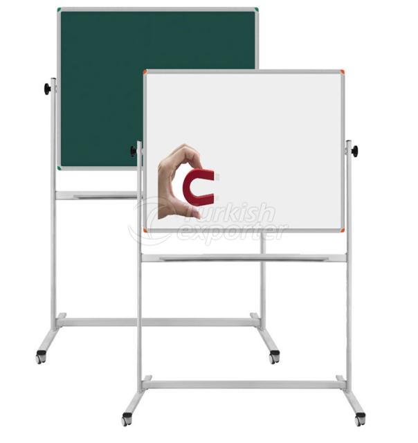 Double Sided Enamel Whiteboard
