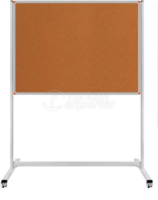 Coark Boards with Movable Stand