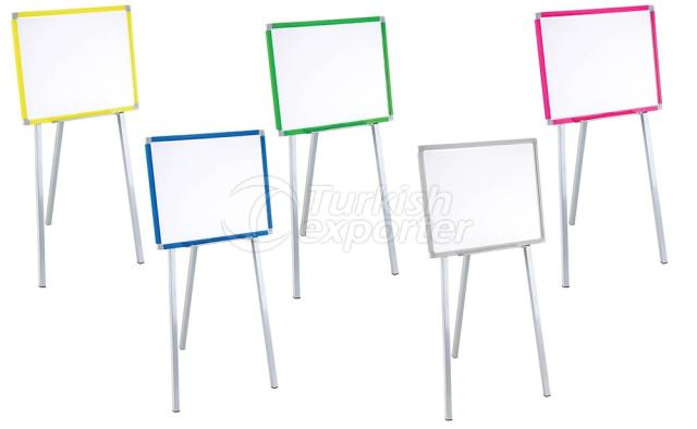 Colored Frame Laminated whiteboards
