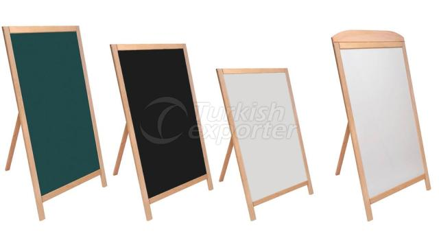 Wooden Frame Writing Boards
