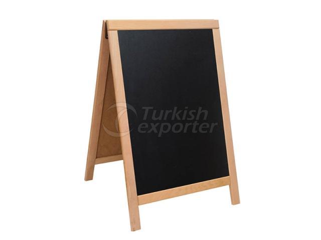 Double Sided Chalk Board