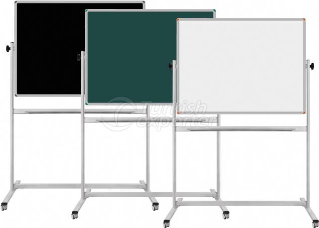 Double Sided Laminated Whiteboard