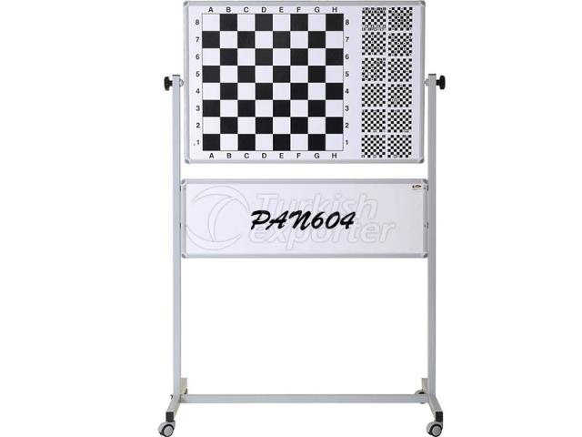 Mobile Magnetic Chess Boards
