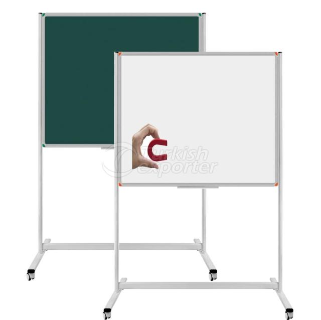 Movable Stand Enamel Whiteboard