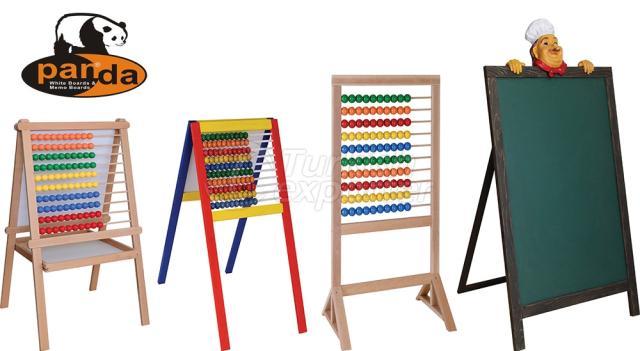 Wooden Frame Chalkboard Board