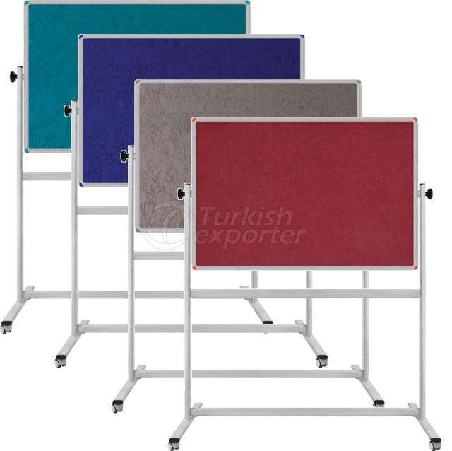 Fabric Covered Bullletin Boards