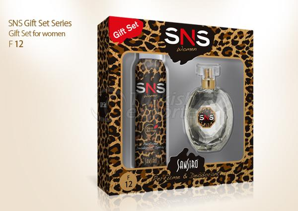 Gift Set Women SNS Series f121
