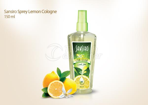 Cologne Lemon 150ml Spray
