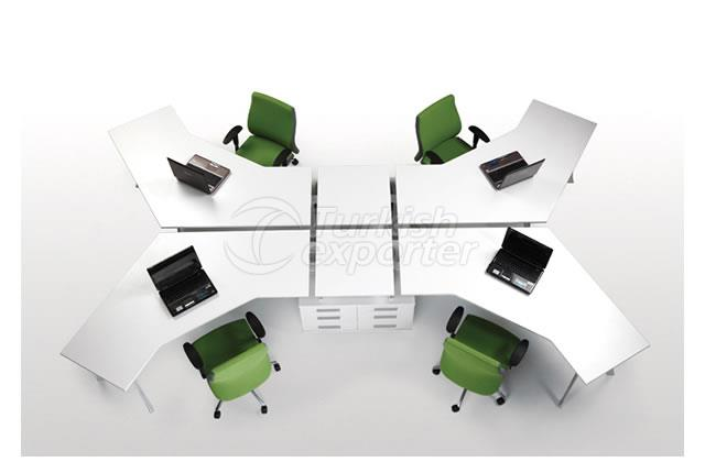 Operational Office Furniture Stripe
