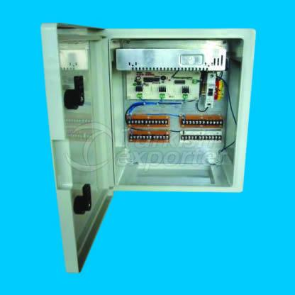 Control Panel Power Port DC