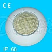 Led Flat Lamp White