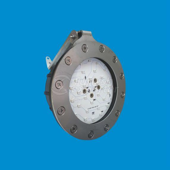 Spot Lamp SMD AC Led BLUE