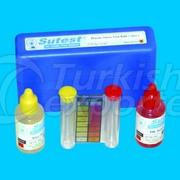 Liquid Pool Water Test Kit
