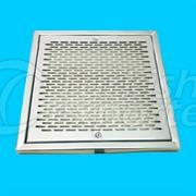 Chrome Main Filter Grating