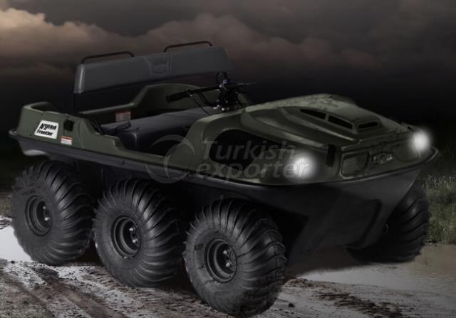 Argo Amphibious Vehicles Frontier  6x6 ST